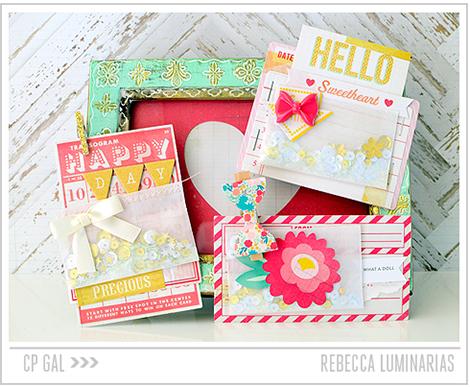 Crate Paper | Rebecca Luminarias | Sweetheart Set
