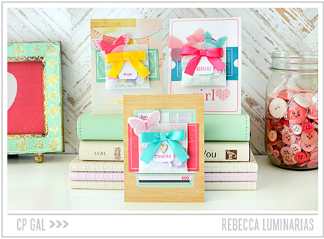 Crate Paper | Rebecca Luminarias | Bow Stationery
