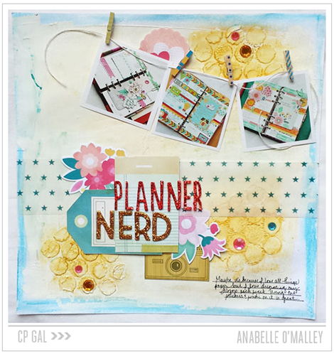 Crate Paper | Anabelle O'Malley | Planner Nerd