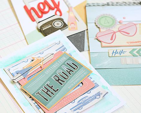 Crate Paper | Ashley Marcu | Open Road Card Assortment