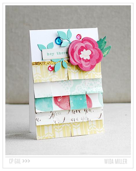 Crate Paper | Wida Miller | Oh Darling
