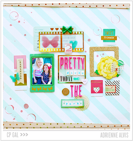 Crate Paper | Adrienne Alvis | At The Park copy