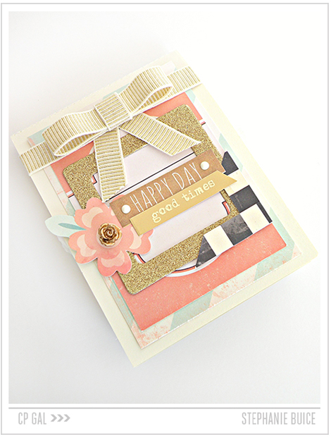 Crate Paper | Stephanie Buice | Happy Day Mini Album