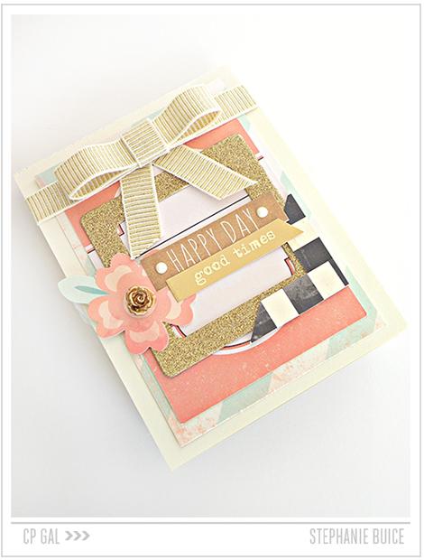Crate Paper | Stephanie Buice | Happy Day Mini Album