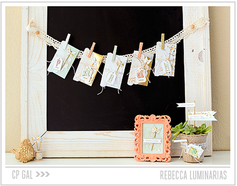 Crate Paper | Rebecca Luminarias | Open Road Banner