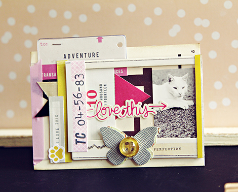 Crate Paper | Christine Middlecamp | Notes & Things | Card 2
