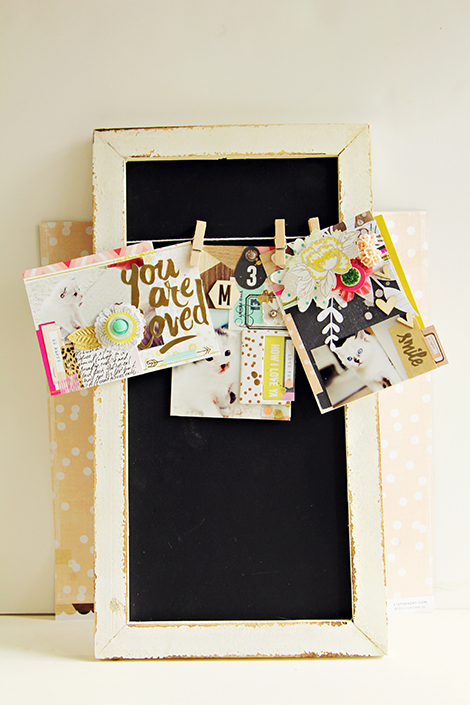 Crate Paper | Christine Middlecamp | Card Catalog