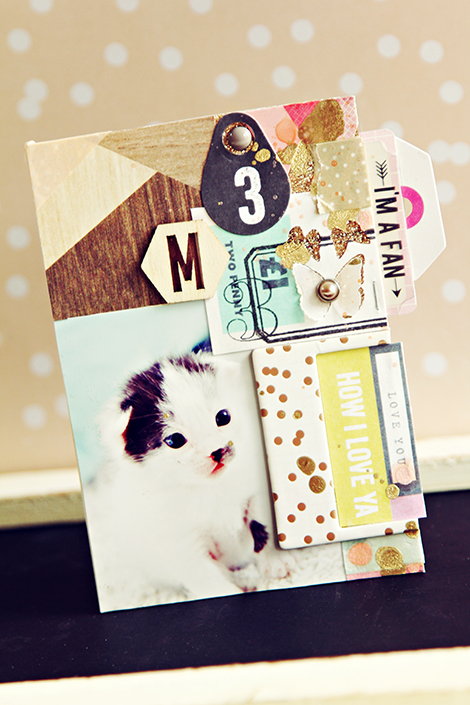 Crate Paper | Christine Middlecamp | Notes & Things | Card 1