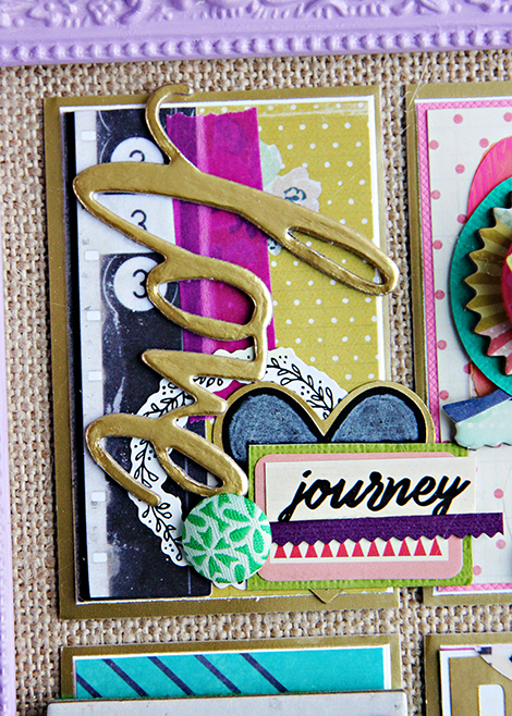 Crate Paper Design Board by Christine Middlecamp | Love Card