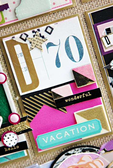 Crate Paper Design Board by Christine Middlecamp | Design Card