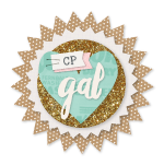 Small CP Badge