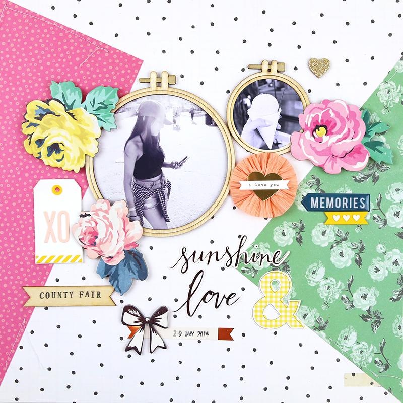 Gina Lideros Sunshine&lovec