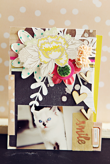 Crate Paper | Christine Middlecamp | Notes & Things | Card 3