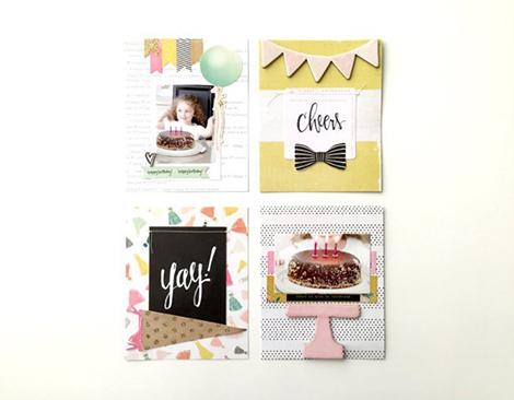 Laetitia Poissy Confetti Mini album  (04)