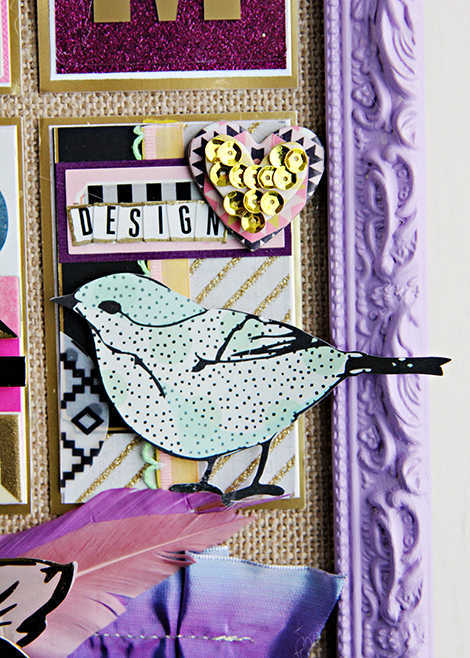Crate Paper Design Board by Christine Middlecamp | Chirp & Sequins