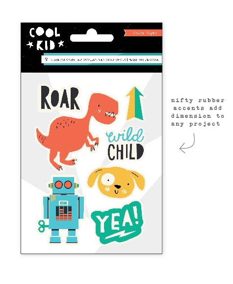 Cool kid_rubber accents