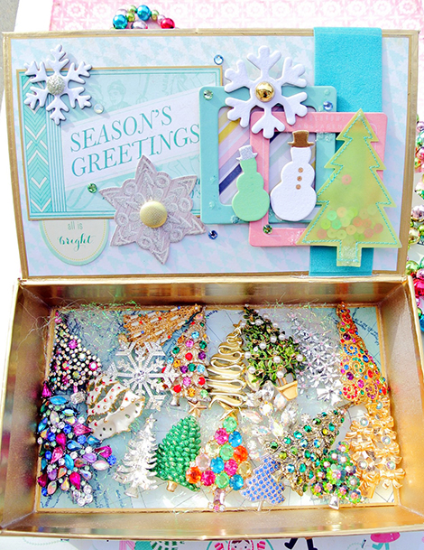 A Brooch Box 2 to share