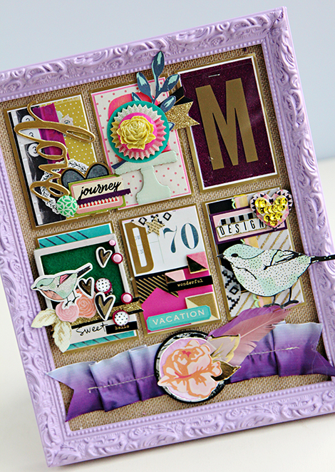 Crate Paper Design Board by CP Gal Christine Middlecamp