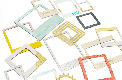 Crate-Paper-Poolside-Mixed-Frames-with-Glitter_b2