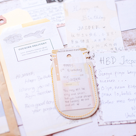 Birthday Wishes Mason Jar by Evelynpy6