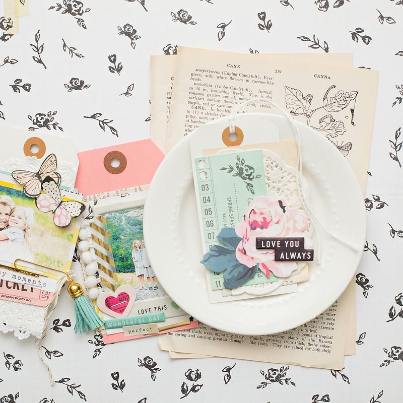 Maggie Holmes Crate Paper Bloom CHA 2016-32