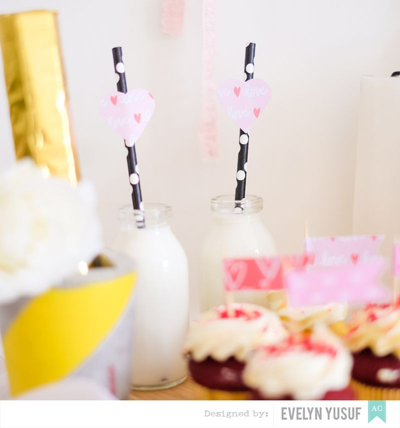 DIY Valentine Home Party American Crafts Details 2 by    Evelynpy