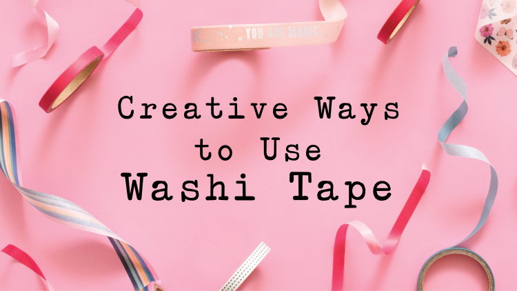 Creative Ways to Use Washi Tape-14